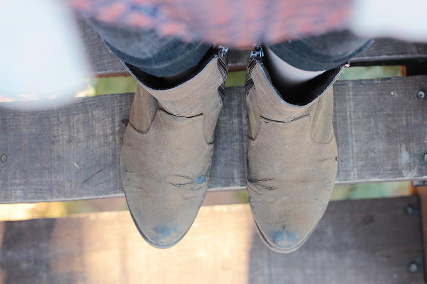Villasbuenas paraisos botas