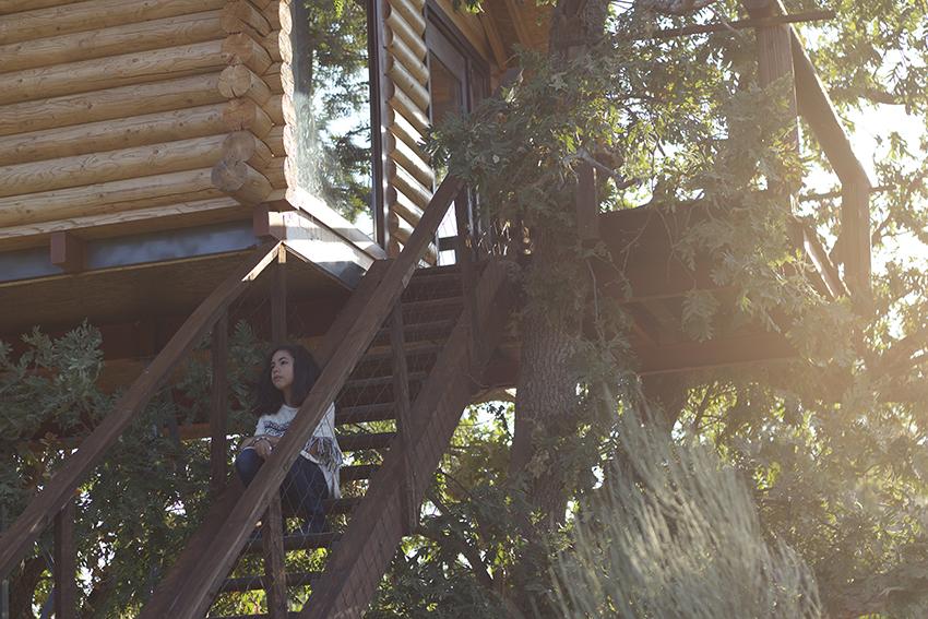 Villasbuenas paraisos cabaña leonor