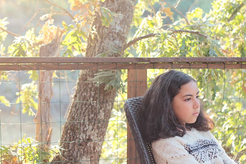 Villasbuenas paraisos leonor sentada