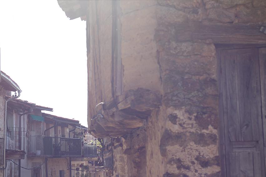 hoyos casa antigua