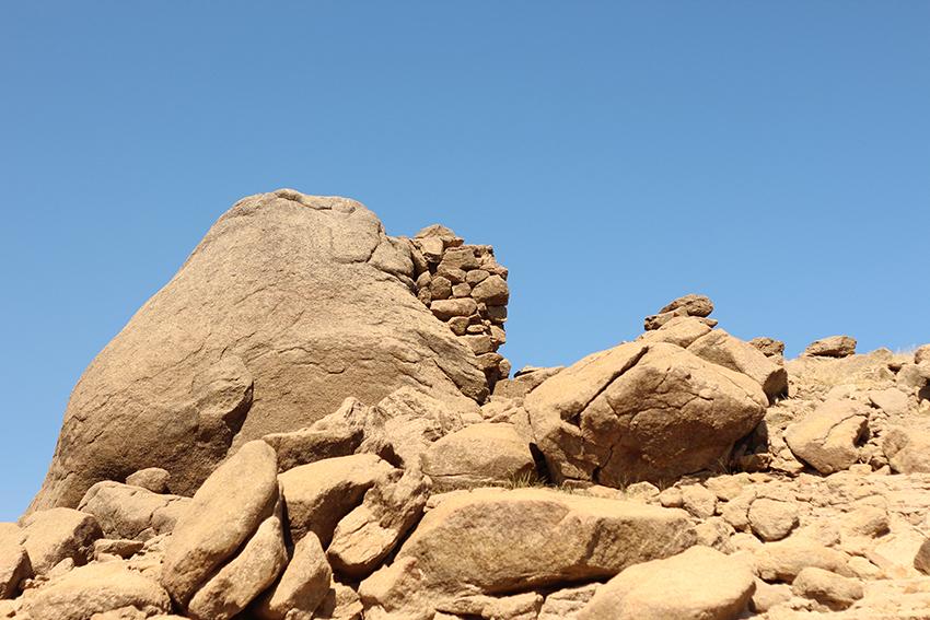 villasbuenas potras rocas imponentes