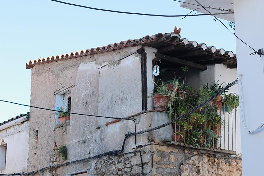 cilleros balcon flores esquina