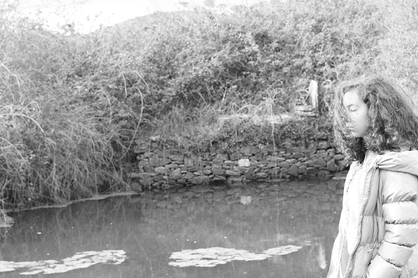 cilleros mina estanque