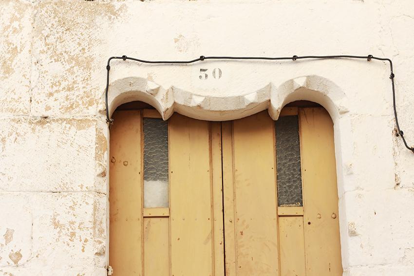 cilleros puerta marón
