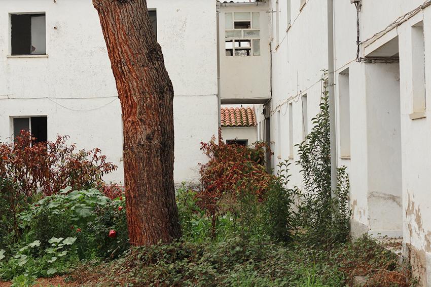 moraleja jardin cuartel
