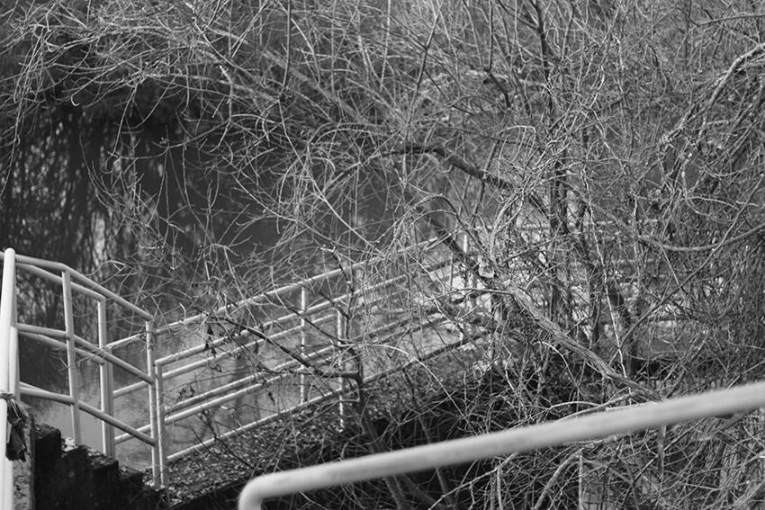 moraleja senderos puente presa