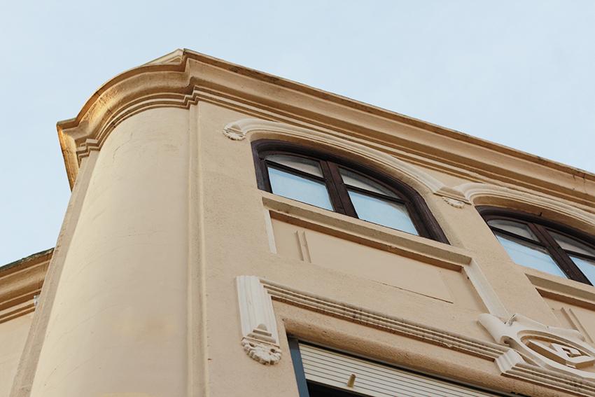 moraljeja fachada vista inferior
