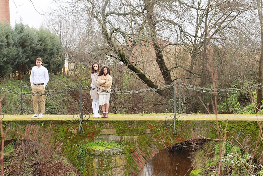 moraleja senderos puente los tres frente
